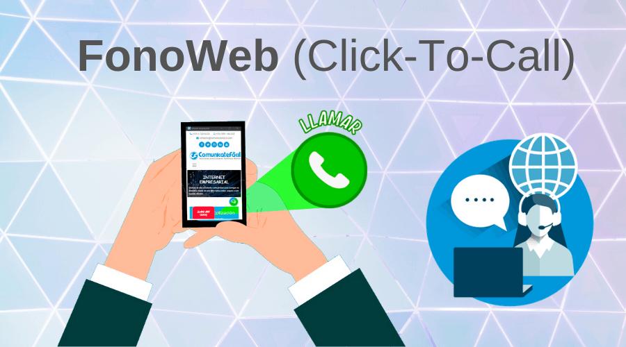 web call webcall click to call empresas llamadas sitio web