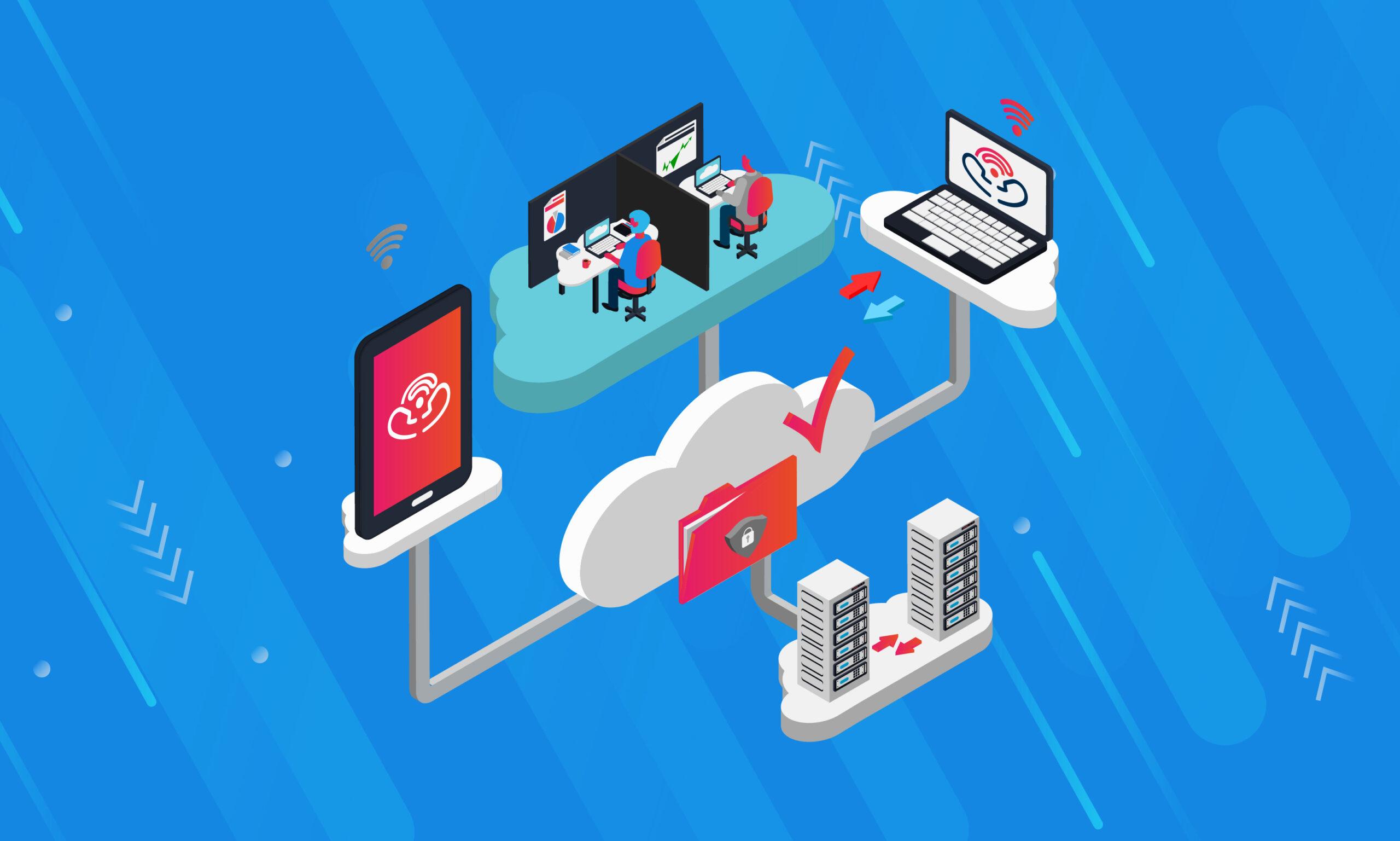 7 razones para cambiar una central telefónica tradicional por una Cloud PBX